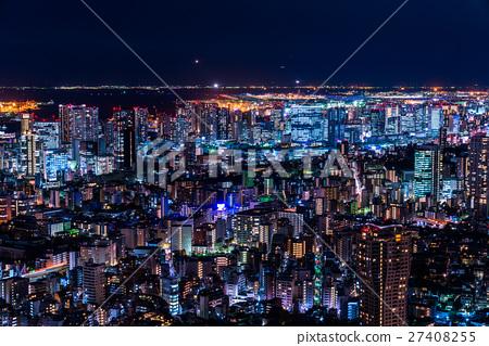 東京夜景 27408255
