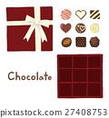 チョコレートセット 27408753