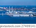 工业区 横滨 港口和海港 27409141