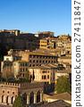 Siena Toscana Italy - Old Houses 27411847