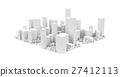 城市,商業區 27412113