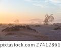 The scenic Sossusvlei, Namibia. 27412861