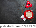 Red cup of coffee 27413979