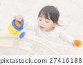 玩沙 玩耍 玩 27416188