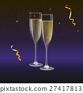 champagne alcohol glass 27417813