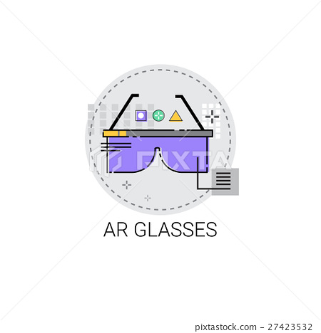 Ar Glasses Augmented Reality Visual Technology 27423532