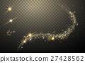 glitter golden light 27428562