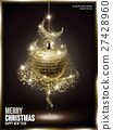 Christmas and new year design 27428960