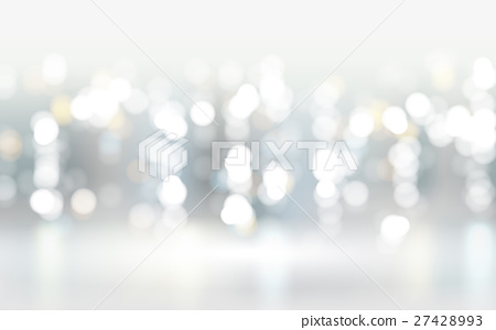 Abstract bokeh particles background 27428993