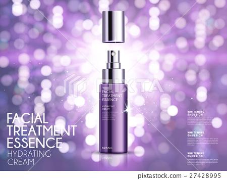 Glamorous cosmetic ads 27428995