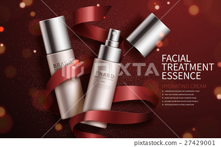 Exquisite cosmetic ads 27429001