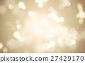 bokeh golden background 27429170
