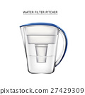 water filter pitcher 27429309