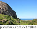 castle, ruin, nakijin 27429844