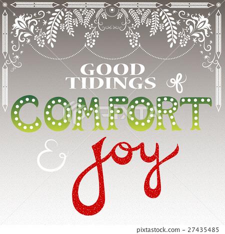 good tidings of comfort and joy 27435485