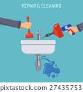 Plumbing Service Concept 27435753
