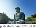 kamakura buddha, daibutsu, great statue of buddh 27438838