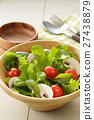沙拉 沙律 西餐 27438879