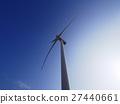 風力發電廠風車 27440661