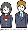 vector, vectors, junior high school student 27441093
