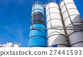 Silos of storage of cement 27441593