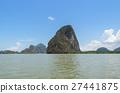หน้าผา,เกาะ,หินปูน 27441875