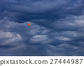 Mammatus cloud 27444987