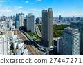 東京 城市風光 城市景觀 27447271