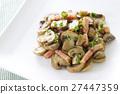 버섯과 베이컨 마늘 볶음 2 27447359