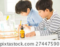 Young Students In Science Class 27447590