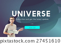 Planet Space Universe Star Concept 27451610