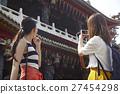 ผู้หญิงไปเที่ยววัดในไต้หวัน 27454298