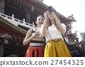 ผู้หญิงไปเที่ยววัดในไต้หวัน 27454325