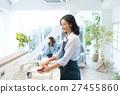 主妇 家庭主妇 厨房 27455860