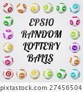 ball, illustration, lottery 27456504