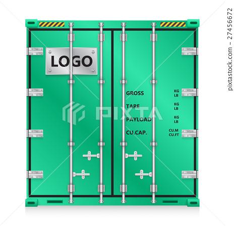 Cargo container 27456672