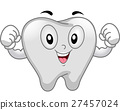 Mascot Tooth Strong 27457024
