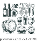 beer, icon, vector 27459198