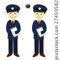 警察 保安 司机 27459582