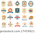 beer, vector, collection 27459921