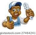 mechanic, spanner, vector 27464241
