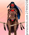 Beautiful amazon warrior 27464258