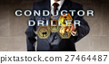 Recruitment Officer Pushing CONDUCTOR DRILLER 27464487