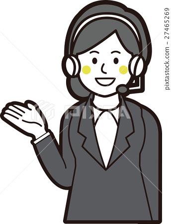 運營商女性 27465269
