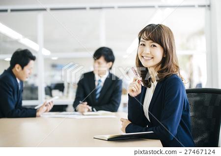 商業 商務 會議 27467124
