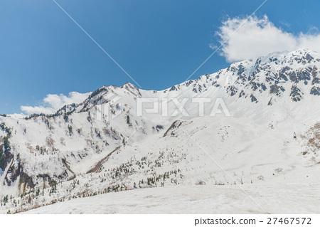 Snowy Mountain 27467572