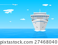 cruise liner 27468040