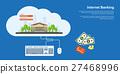 Internet banking banner 27468996