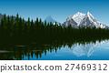 mountain lake landscape 27469312
