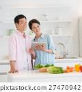 夫妇 一对 情侣 27470942